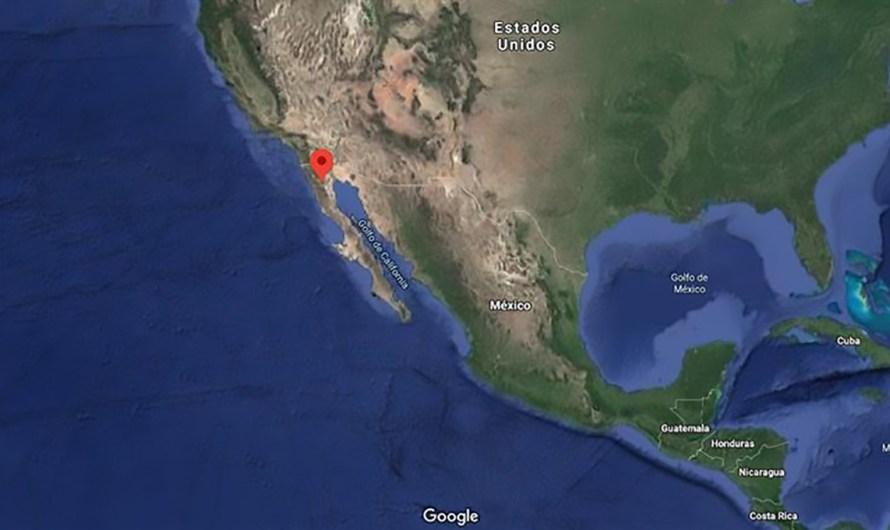 Golpea a Baja California enjambre de sismos, el de mayor magnitud fue de 5.2 grados, no se reportan daños
