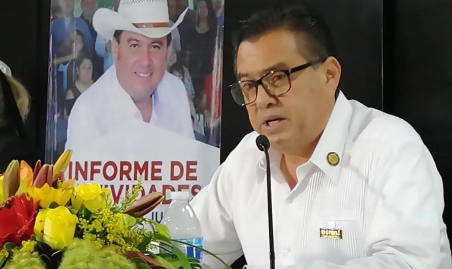 Rinde su Prmer Informe de actividades legislativas el diputado Juan Meléndrez Espinoza (MORENA)