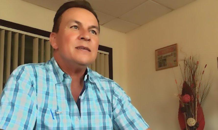 «Renuncia Eduardo Cota a representación de SEDATU en BC por caso de derechos ejidales en Valle de Gpe.»: Alejandro Ruiz Uribe