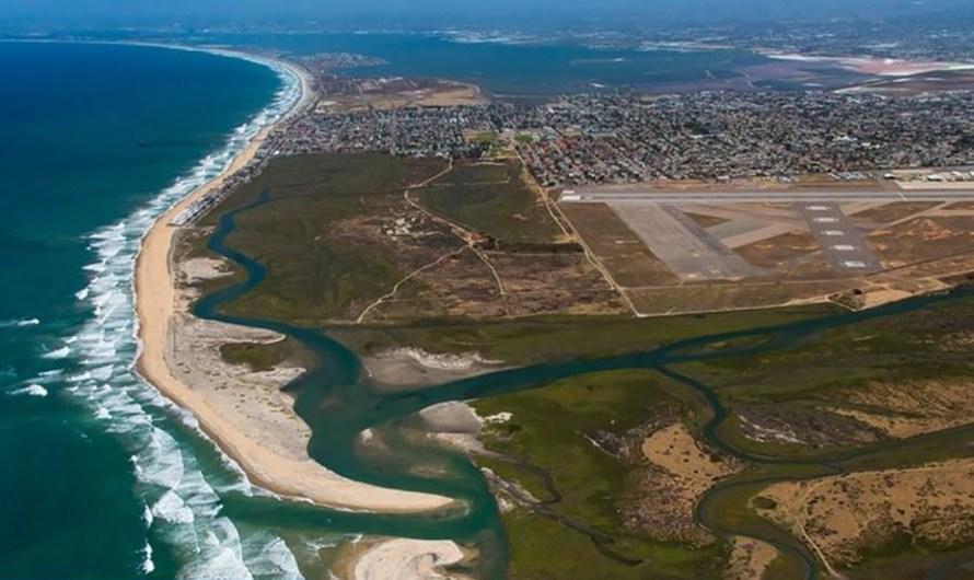 """""""Las descargas de aguas negras del Río Tijuana a Imperial Beach han terminado"""", asegura el Gobernador Jaime Bonilla"""