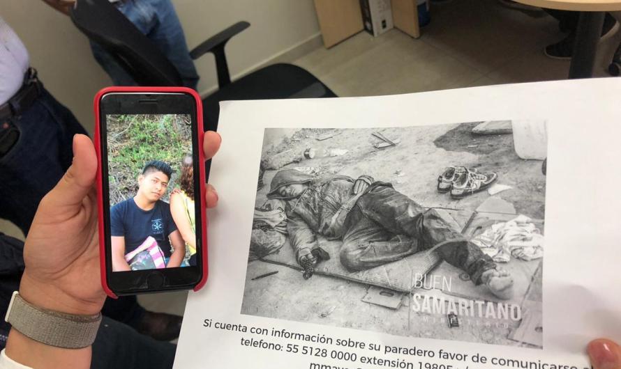 Buscan en Mexicali a uno de los 43 desaparecidos de Ayotzinapa, a petición de la Comisión Nacional de Búsqueda