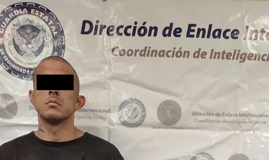 Detienen en Mexicali a «pollero» con orden de arresto en EStados Unidos por tráfico de personas
