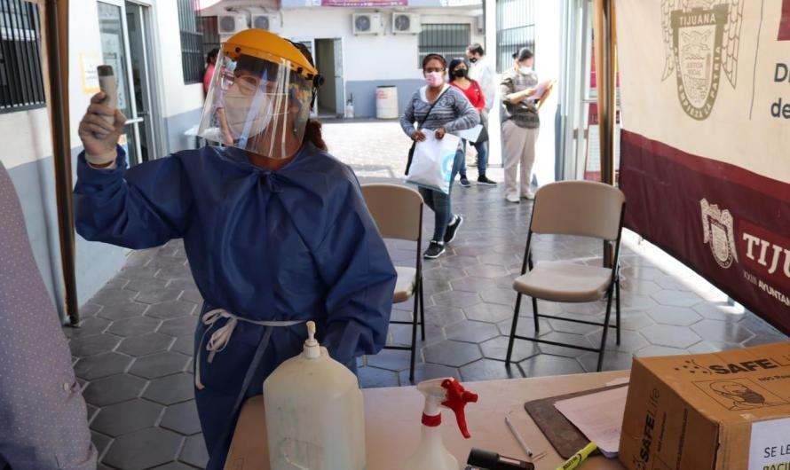 Gobierno del Estado y Sindicatura cierran consultorios médicos de Salud del Ayuntamiento de Tijuana