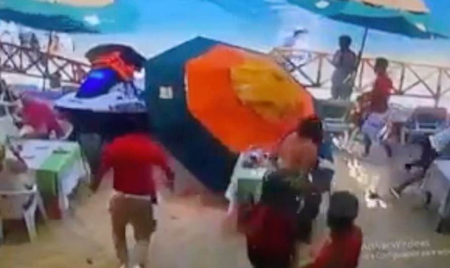 (video): Los Cabos: Man who was riding a jet ski and ran over and killed a woman will face trial for manslaughter