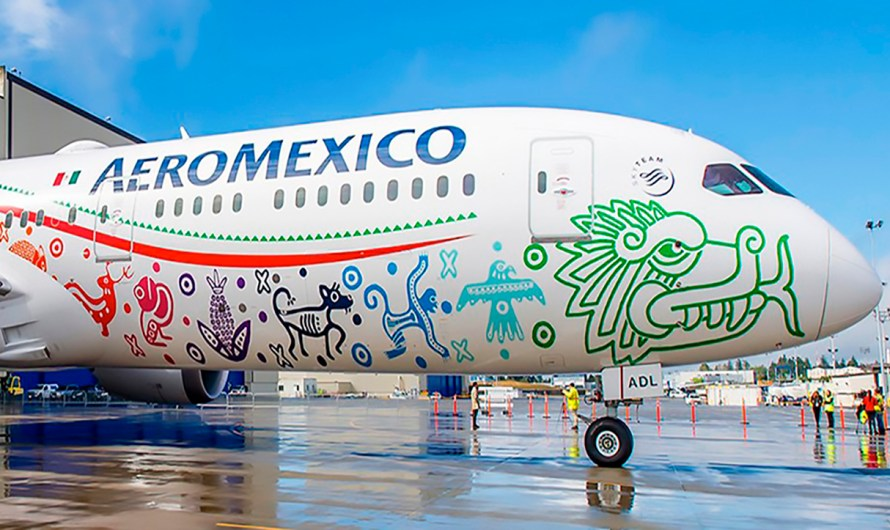 Incrementará Aeroméxico operaciones en un 75%, con más vuelos en 25 destinos de su cobertura