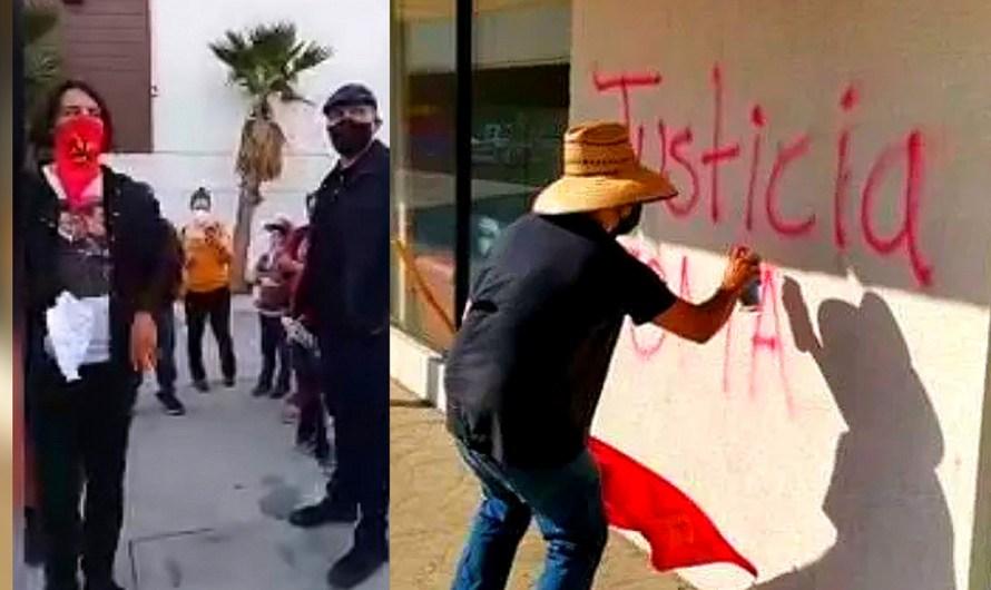 Detención de 7 estudiantes es represalia de la 4T contra profesores disidentes de COBACH Tijuana