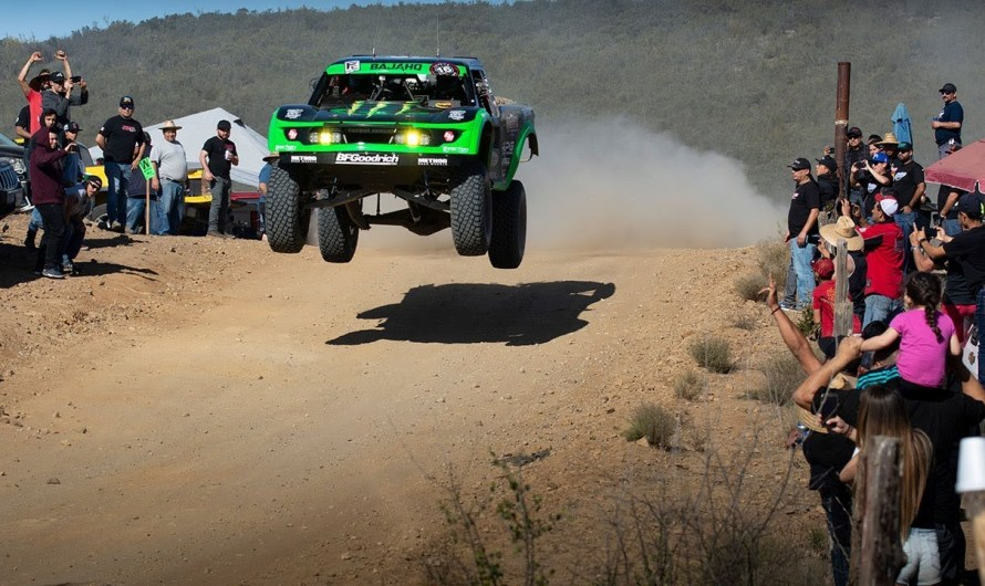 The Baja 500 off road race will take place September 26 & 27 in San Felipe