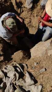 Los cuerpos de siete personas desaparecidas, localizados en Baja California
