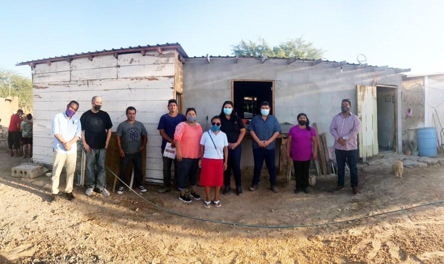 Implementa CESPM servicio de agua potable en zona de Mesa de Andrade, tras 20 años de solicitudes