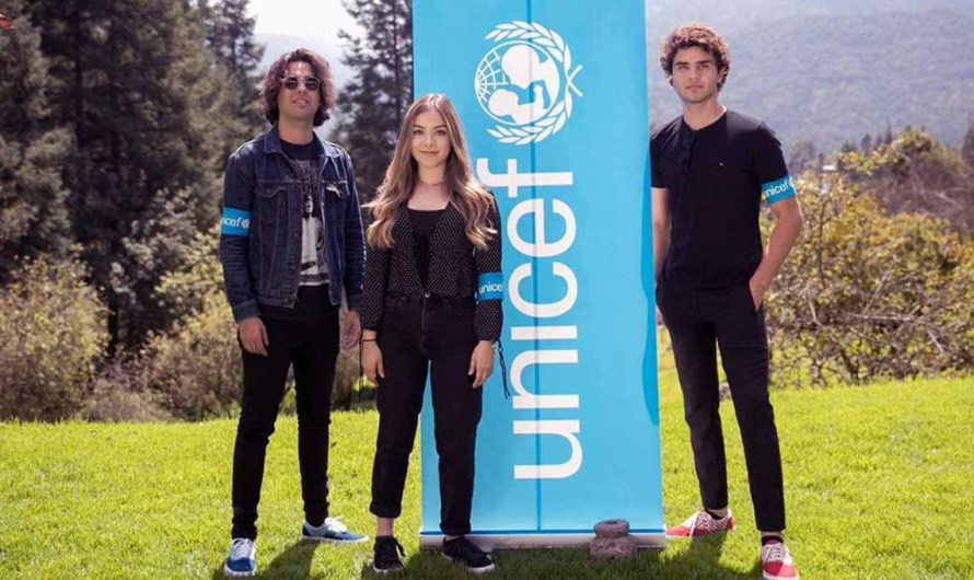 Vazquez Sounds, teen musical group form Mexicali, appointed UNICEF Ambassadors