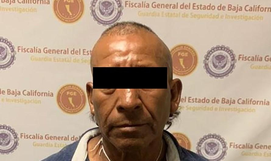 Detienen a presunto abusador de menores en Mexicali