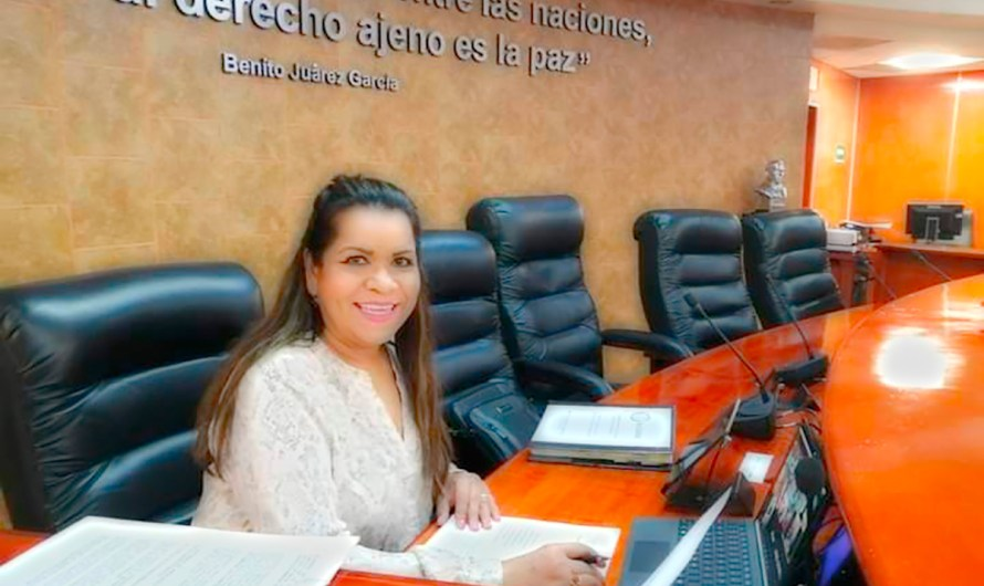 Rechaza 4 cuentas públicas Comisión Legislativa de Fiscalización , encabezada por Diputada Gricelda Rodríguez