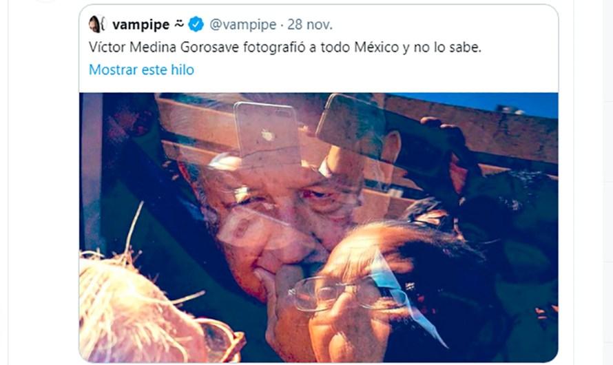 Una foto que hará historia: Voces no escuchadas, mirada lejana de AMLO desde su camioneta, fugaz visita a Mexicali