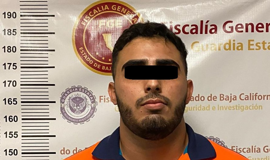 A man who attempted to kill his girlfriend, was arrested by State Attorney General agents in Mexicali
