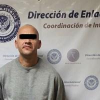 Interno del penal de El Hongo en Tecate buscado en EU desde 2017, entregado por la FGE a autoridades estadounidenses