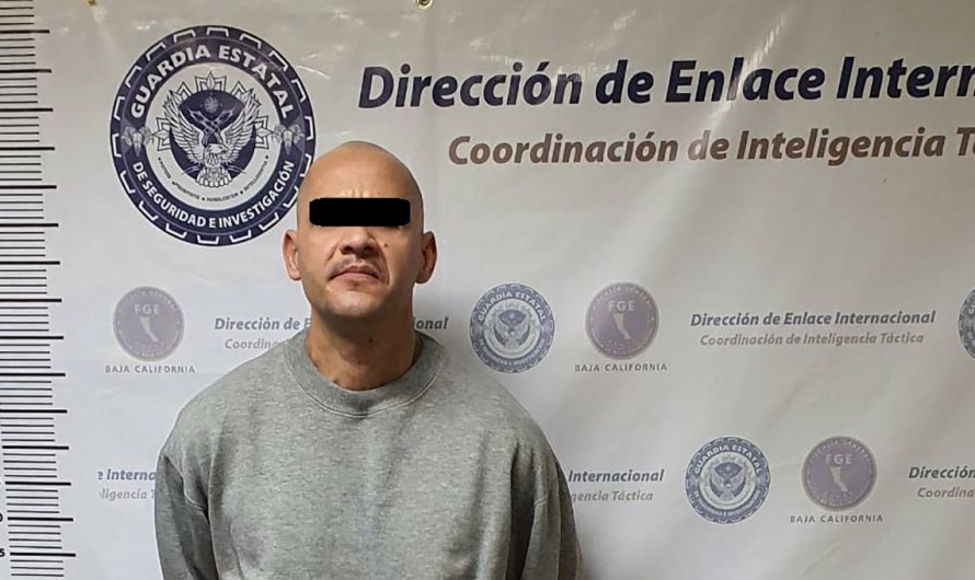 Wanted in the USA since 2017 a Mexican jail inmate was delivered to the American authorities