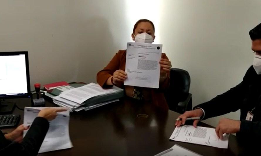 Presenta Secretaria de Honestidad y Función Pública denuncia contra Alcalde de Tijuana y funcionarios de ISESALUD