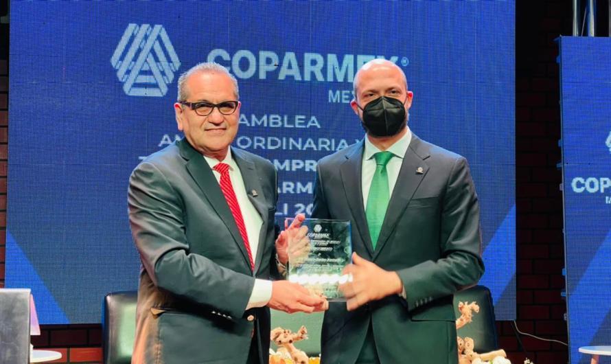 """""""Cancelar Constellation Brands, capricho presidencial"""": Octavio Sandoval nuevo presidente de COPARMEX Mexicali"""