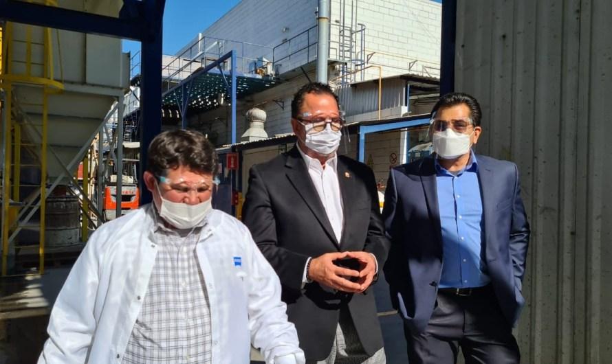 Anuncia empresa alemana Carl Zeiss expansión en Tijuana con inversión de 48 MDD