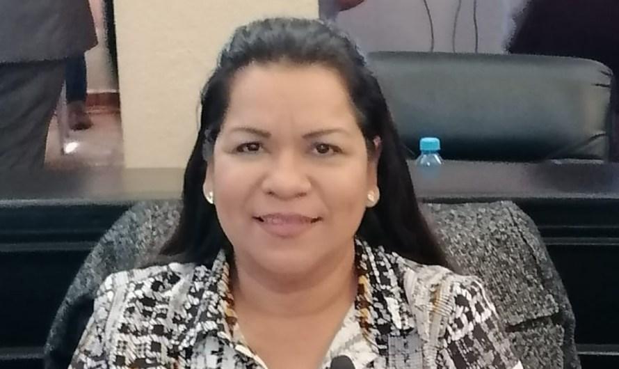 Propone Diputada Gricelda Rodríguez acciones de Gobierno en beneficio de personas con discapacidad