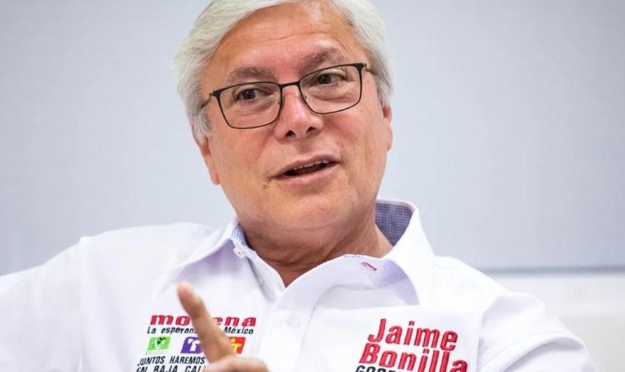 """""""Cobraremos a empresas deudoras de agua hasta el último día de mi administración"""": Jaime Bonilla"""