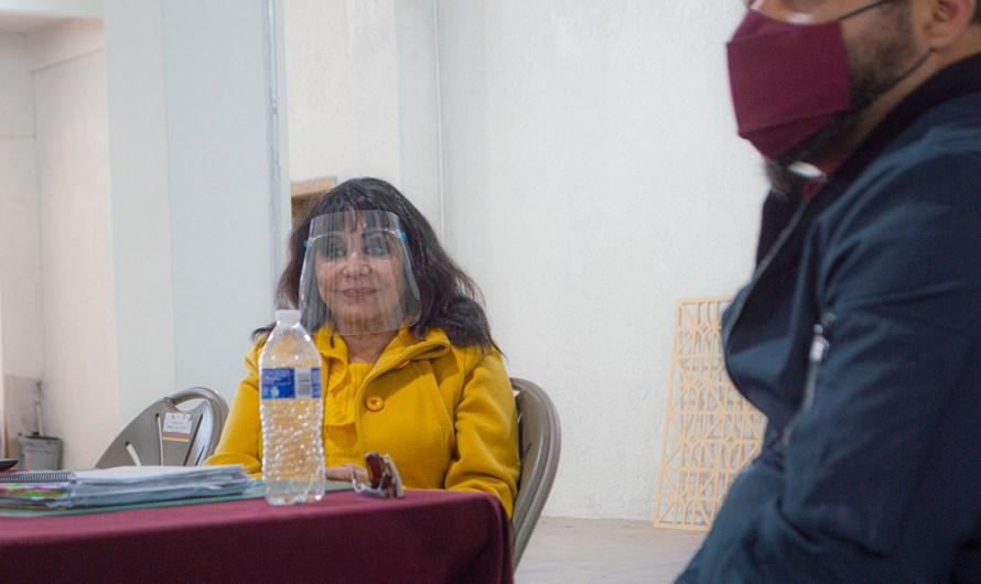 Norma Bustamante con experiencia y trabajo, busca la candidatura a Presidenta Municipal de Mexicali