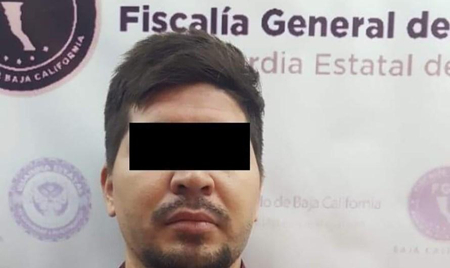Sujeto implicado en asesinato hace 6 años en Sinaloa, fue detenido en Mexicali por la GESI