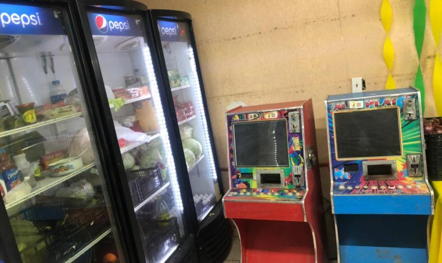 Continúa la guerra de la FGE contra las maquinitas de juegos que en realidad son mini casinos tragamonedas