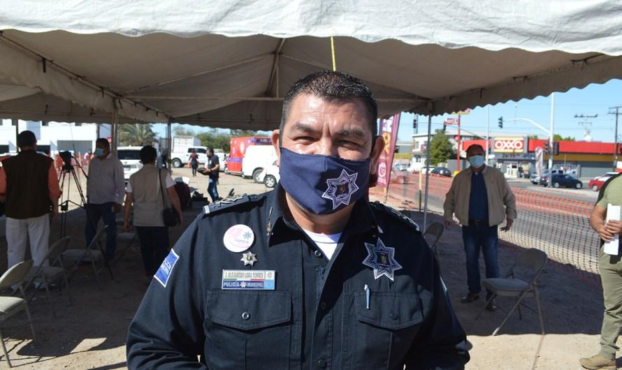 Cambios en Subdirección Operativa de la Policía Municipal de Mexicali