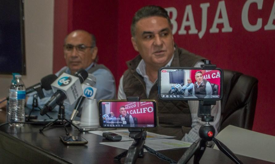 Llegan 129 dosis de vacunas Anticovid-19 Pfizer y Sinovac a Baja California: Ruiz Uribe