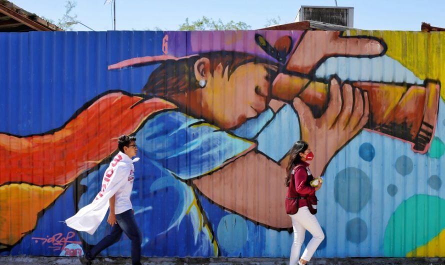 Michel Sánchez, una joven con experiencia, un perfil fresco que busca el Distrito 4 por MORENA