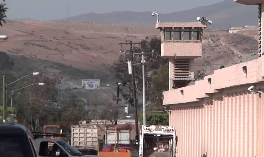Controlan autoridades penitenciarias del Estado un motín en el CERESO de Tijuana
