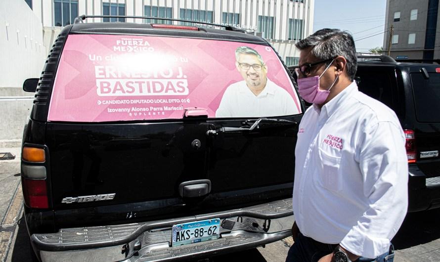 Ernesto Bastidas: Busca un enfoque político positivo y dinámico frente al sistema político partidista