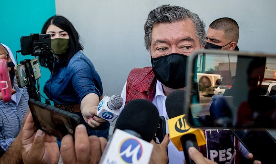 """Jorge Hank tiene seguridad en victoria electoral contra las """"3 Morenas"""" y la Alianza PAN-PRI-PRD"""