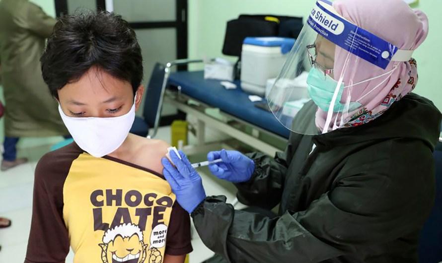 Invita Secretaría de Salud a vacunación para niñas y niños del Valle de Mexicali