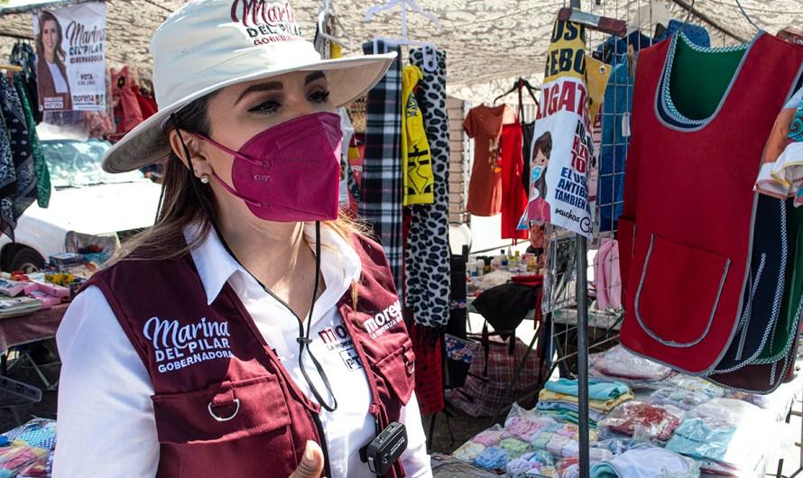 Inglés obligatorio, fomento a actividades culturales y deportivas en las escuelas de Baja California, promete Marina del Pilar