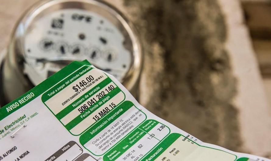 Anuncian subsidio por 600 millones de pesos para tarifas eléctricas en Mexicali