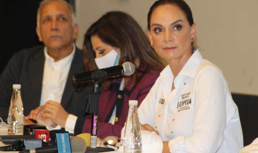 Lupita Jones presenta denuncia contra cobros de CESP y FISAMEX