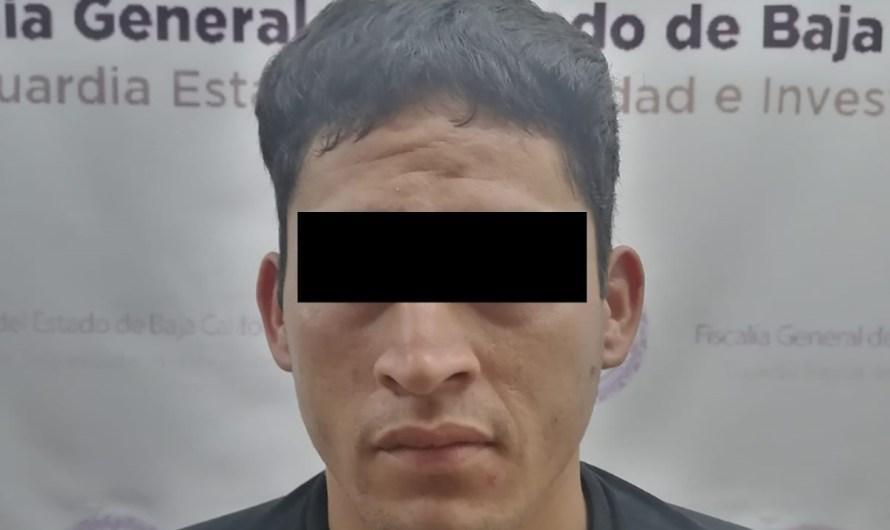 """Presuntos asesinos detenidos en Mexicali por la FGE, sus nombres son ABRAHAM """"N"""" y RAFAEL """"N"""""""