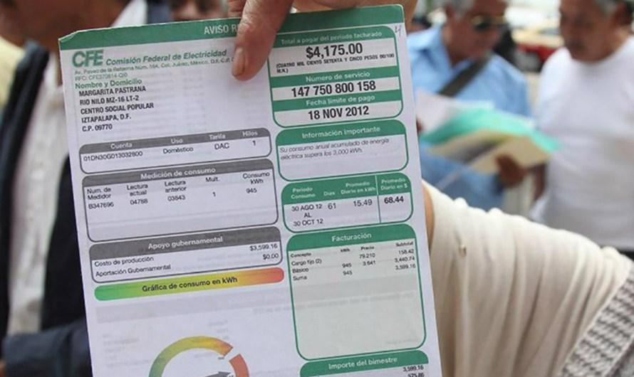 Exige Canacintra certidumbre en el tema del subsidio a tarifas de CFE en Mexicali