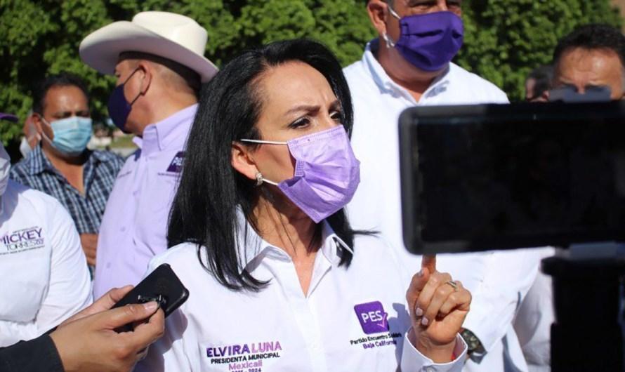 Elvira Luna y su probable renuncia a candidatura: Teléfono descompuesto y las rumores en Elección 2021