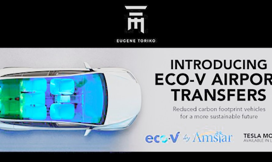 Enjoy a Cutting Edge experience in Los Cabos with Eugene Toriko's Cleantech Eco-friendly Transportation ECO-V