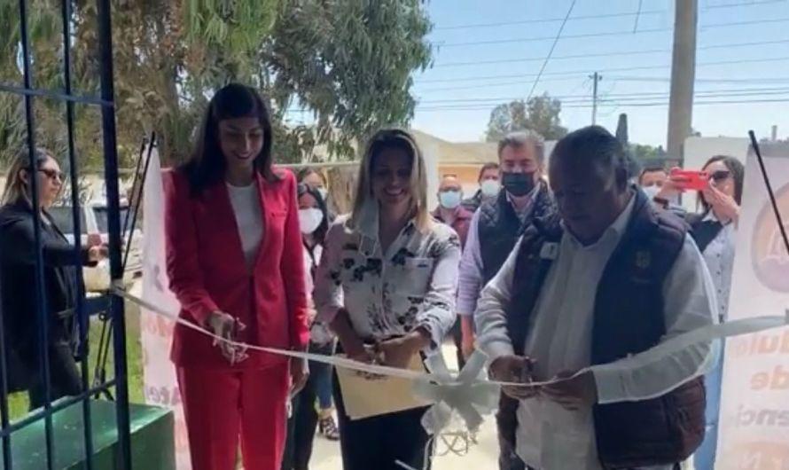 Inaugura Gobierno del Estado oficinas de Atención a Mujeres Víctimas de Violencia en San Quintín