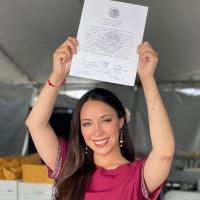 Julieta Ramírez Padilla: La Diputada Federal más joven que ha habido por Baja California