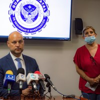 """El Rodilla"", alleged murderer, arrested in Mexicali after shootout with Homicide detectives: Commissioner Flores"