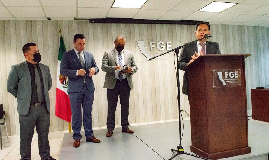 Comerciante que se negó a entregar su dinero, fue asesinada en Mexicali, homicida detenido a disposición de la FGE