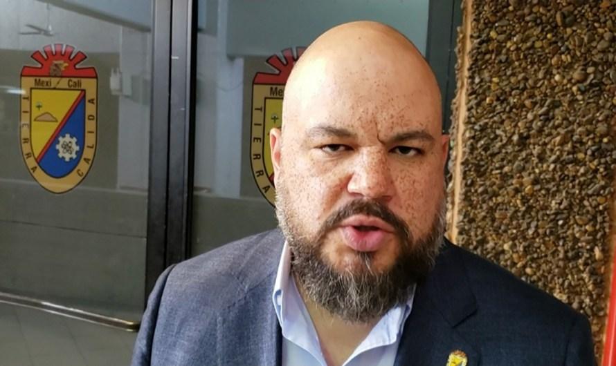 Regidor Ibarra presenta denuncia en Sindicatura de Mexicali por préstamo de Ayuntamiento y Gobierno Estatal