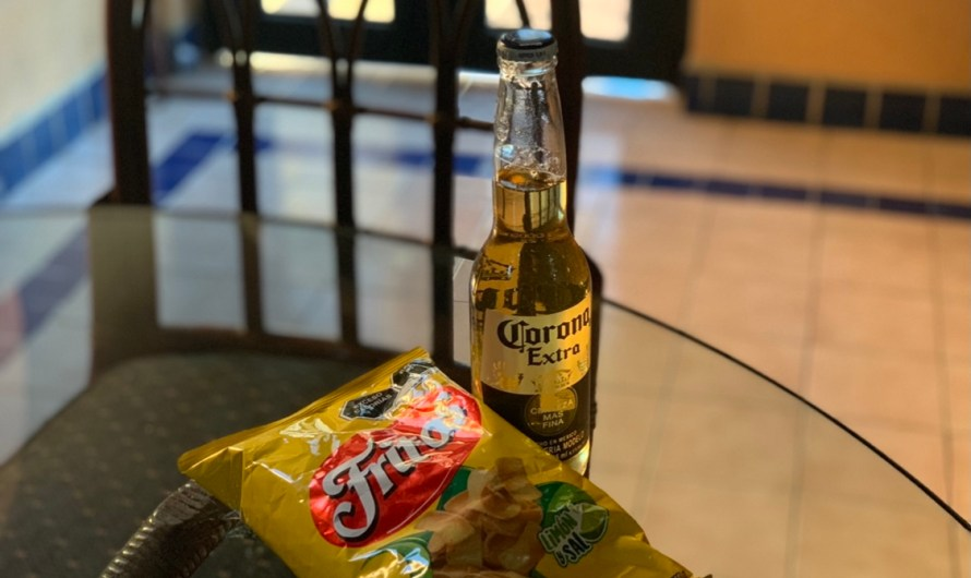 Baja Lessons: A Week Of What Matters…Day 1: Salt And Lime Fritos And Cold Cerveza. A Crazed Lady chronicle