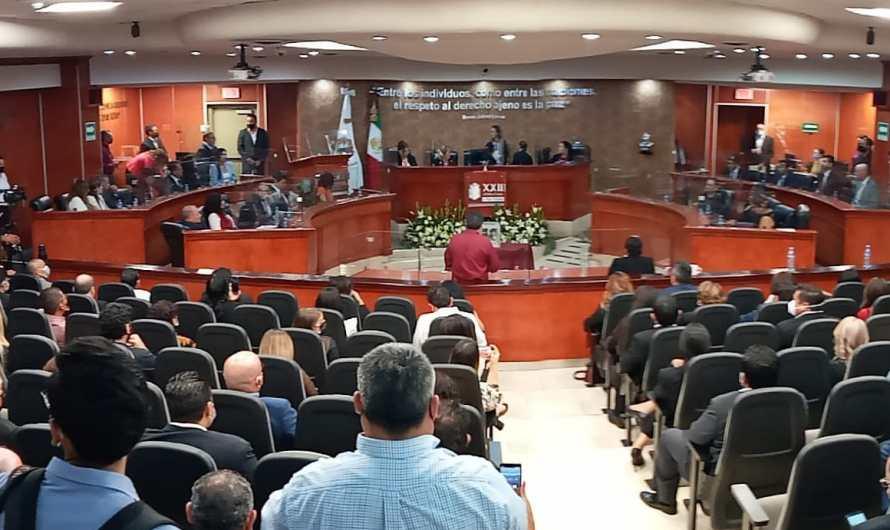 Quedan integradas las Comisiones Legislativas para la XXIV Legislatura de Baja California
