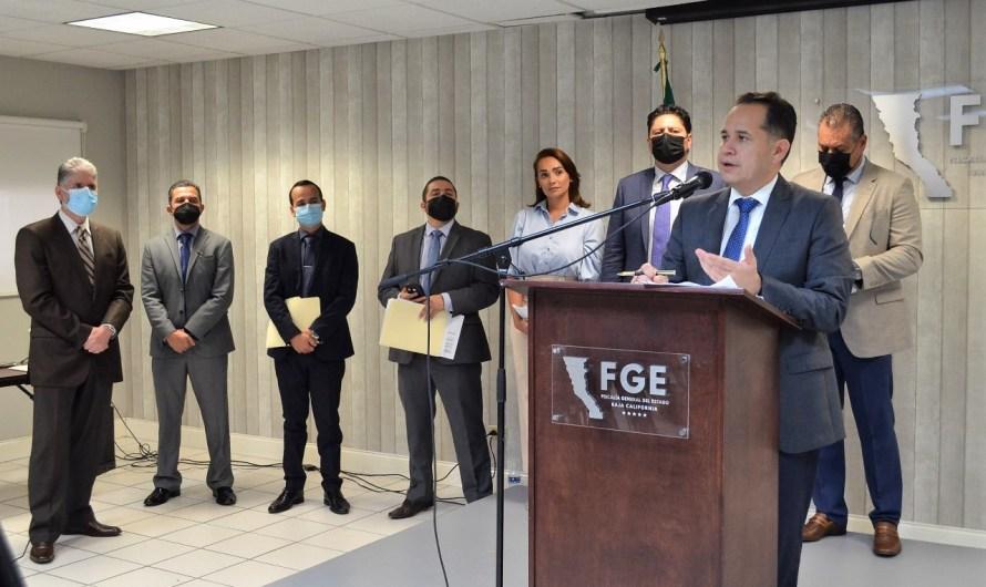 Operativos permanentes en Valle de Mexicali anuncia Fiscalía General del Estado